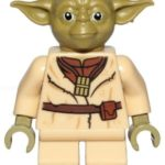 Figurine StarWars : Lego Star Wars Yoda sw906 (From 75208) Jedi Dagobah Minifigure Figurine New