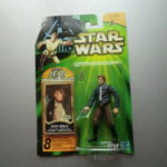 StarWars collection : FIGURINE STAR WARS HASBRO HAN SOLO TENUE DE BESPIN
