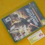 Star Wars BATTLEFRONT  Microsoft XBOX PAL - jeu StarWars