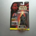 StarWars figurine : FIGURINE STAR WARS EPISODE 1 COMMTECH  HASBRO DARTH MAUL TATOOINE