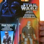 StarWars figurine : Figurine STAR WARS : HAN SOLO : HOTH GEAR : KENNER 69587.164: 69570 ASST REV D