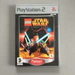 PS2 Lego Star Wars The Video Game (Boxed w. - Avis StarWars