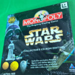 Monopoly Star Wars Collection CD ROM 20 Years - Bonne affaire StarWars
