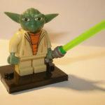 Figurine StarWars : ⭐Figurine Star wars YODA (lego) ⭐