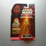StarWars collection : FIGURINE STAR WARS EPISODE 1 COMMTECH HASBRO BOSS NASS
