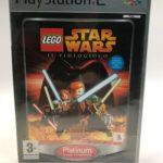 LEGO STAR WARS IL VIDEOGIOCO - SONY PS2 - - jeu StarWars