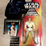 Figurine StarWars : Star Wars - Luke Skywalker - Kenner (1995)