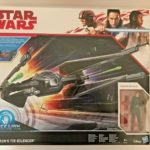 StarWars figurine : Star Wars Force Link Kylo Ren's TIE Silencer & Kylo Ren (TIE Pilot) Figure