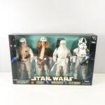 StarWars figurine : Set 4 figurines Star wars - Hoth action series 1997 Kenner