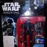 StarWars collection : Figurine STAR WARS ROGUE ONE K-2S0 NEUF SOUS BLISTER HASBRO DISNEY