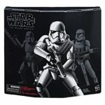 StarWars figurine : Star Wars The Black Series First Order Stormtrooper with Gear (Amazon Exclusive)