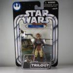 StarWars collection : Star Wars Vintage Trilogy Collection figurine Lando Calrissian Skiff Guard MOC
