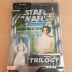 StarWars collection : Star WarsLEIA ORGANA The Original Trilogy Collection 2004 unpunched HASBRO