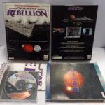 Computer Game Gioco Big Box PC CD-ROM - Occasion StarWars