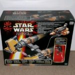 Figurine StarWars : STAR WARS épisode 1 menace fantôme SEBULBA'S PODRACER - HASBRO 1999 NEUF NEW
