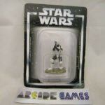Figurine StarWars : FIGURINE EN PLOMB STAR WARS NEUVE ATLAS - SCOUT TROOPER (vendeur pro)