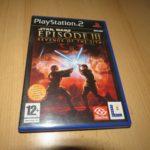 Star Wars Épisode III Revenge Of The Sith - jeu StarWars