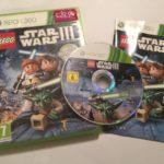 XBOX 360 LEGO GAME STAR WARS III THE CLONE - pas cher StarWars