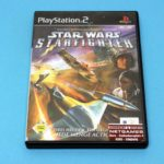 Playstation PS2 Spiel - Star Wars Starfighter - Avis StarWars