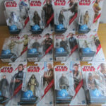 Figurine StarWars : STAR WARS The last Jedi Force Link lot de 12 figurines neuves sous blister