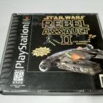 Star Wars Rebel Assult 2 NTSC completo PAL - Bonne affaire StarWars