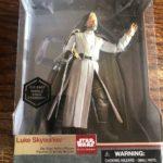 StarWars figurine : Star Wars Figurine Disney Luke Skywalker Disney Rare Die Cast Élite Séries