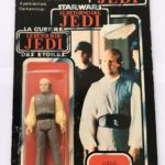 StarWars figurine : Figurine STAR WARS ROTJ TRI LOGO MECCANO DOUBLE STEAM LOBOT 1983 MOSC ORIGINAL !