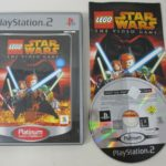 Lego Star Wars The Video Game - Sony PS2 - Occasion StarWars
