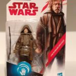 StarWars figurine : Figurines STAR WARS  LUKE SKYWALKER (JEDI EXILE)   FORCE LINK   Disney / Hasbro