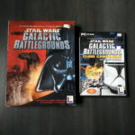 STAR WARS Galactic Battlegrounds PC Big Box - jeu StarWars