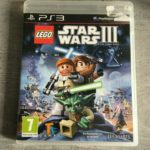 PS3 LEGO STAR WARS THE CLONE WARS SONY PLAY - pas cher StarWars