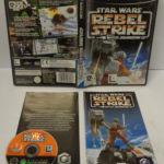 Console NINTENDO GAMECUBE PAL ITA - Star Wars - jeu StarWars
