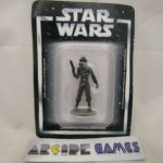 StarWars collection : FIGURINE EN PLOMB STAR WARS NEUVE ATLAS - PILOTE CHASSEUR TIE (vendeur pro)