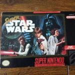 Super Star Wars game SNES Super Nintendo NTSC - Occasion StarWars