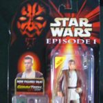 StarWars collection : Figurine Star Wars neuve neuf!Episode 1!Obi-Wan Kenobi!!!!!!!!!!!!!!!!!!!!!!!!!!