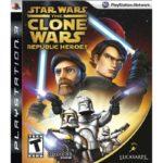 PS3 / Playstation 3 - STAR WARS The Clone - Bonne affaire StarWars