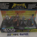 StarWars figurine : LOT COFFRET FIGURINES STAR WARS ATTACKTIX STARTER SET (vendeur pro)