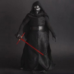 StarWars collection : 30CM Crazy Toys Kylo Ren The Star Wars Scale Doll Figurine Modèle Statue Jouets
