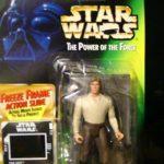 Figurine StarWars : Figurine Star Wars neuve neuf!Le pouvoir de la force!Han Solo!!!!!!!!!!!!!!!!!!!