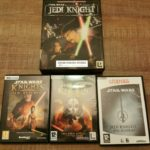 Lot Jeux sur PC STAR WARS Vintage - Occasion StarWars