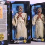 "Figurine StarWars : Star Wars Kenner 12"" figure figurine Homme sable Tusken raider MIB 1/6 variants"