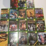 Lot jeux Xbox star wars ,seigneur des anneaux - Occasion StarWars