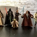 Figurine StarWars : Star Wars lot de 6 figurines Star Wars (3.75)