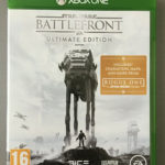 Jeu Xbox One STAR WARS BATTLEFRONT (Ultimate - Occasion StarWars