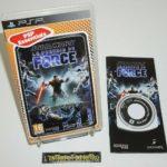 ++ jeu sony PSP STAR WARS le pouvoir de la - Bonne affaire StarWars
