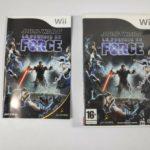 Jeu Nintendo Wii - STAR WARS le pouvoir de la - Bonne affaire StarWars
