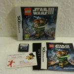 Jeu Vidéo Lego Star Wars III The Clone Wars - Occasion StarWars