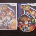 jeu wii star wars the clone wars les héros de - Occasion StarWars