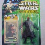 StarWars figurine : STAR WARS POTJ - DARTH MAUL SITH EPISODE 1 2000 HASBRO