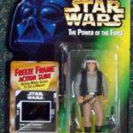 StarWars figurine : Star Wars Pouvoir de la Force - Rebel Flotte Trooper Figurine Articulée